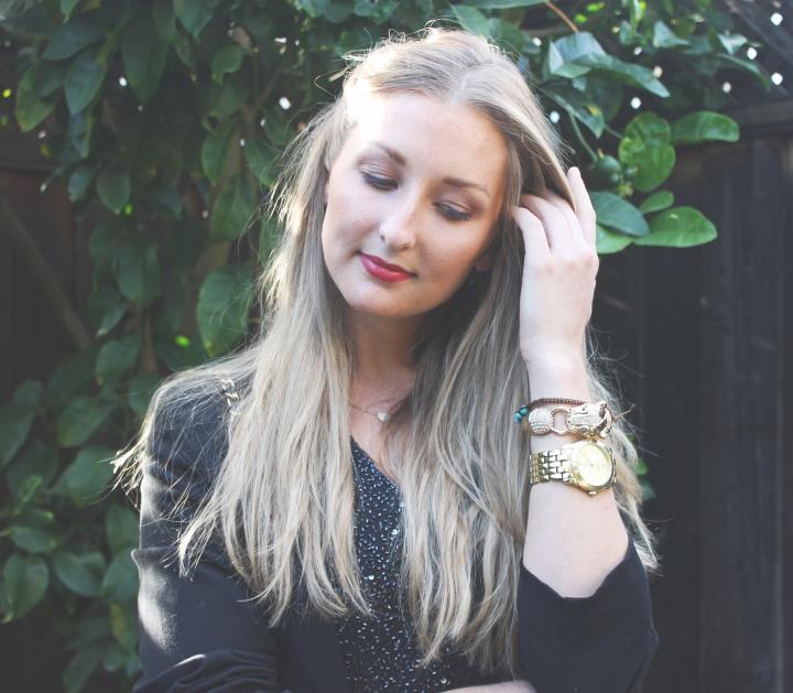 Lindsay Blazer Jewelry